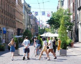 Tērbatas Summer Street