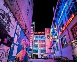 Neon Side Gallery