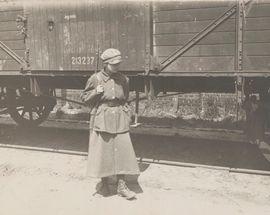 Photoreports: War of 1920