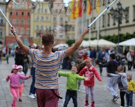 Wrocław with the Kids