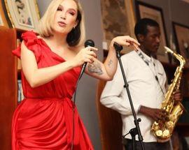 Rand Club Jazz Club Band featuring Tamara Dey