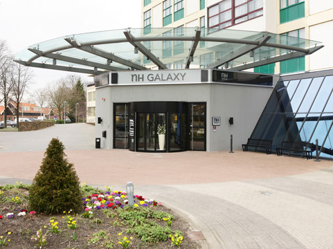 Nh galaxy amsterdam hotels amsterdam for Nh hotel amsterdam