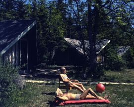 Leisure spaces. Holidays and Architecture in 20th Century Estonia