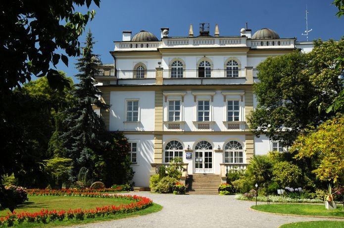 Botanical Garden Krakow Activities Leisure Krakow