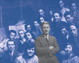 Nikola Marinov - The Atelier of the free spirit
