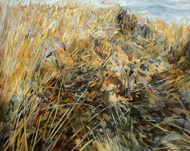 Grass You Can Swim In by Heidi Fourie