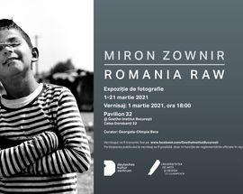 Miron Zownir/ Romania Raw