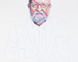 Krzysztof Penderecki. The Musical Score and the Garden. Music in Drawing, Garden in Music