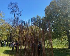 Margins of Error at Nirox Sculpture Park