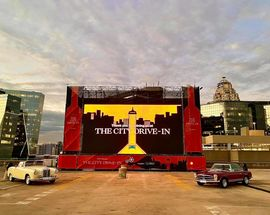 The City Drive-In at Sandton City