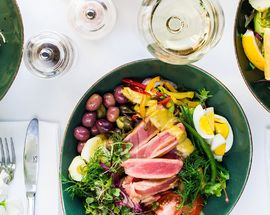 Where to eat in Illovo and Melrose