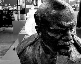 Wobbly Man: The Lenin Monument in Nowa Huta