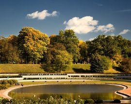 Citadel Park in Poznań