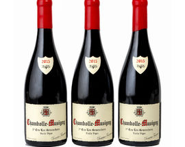 Strauss and Co Burgundy and Champagne live virtual auction
