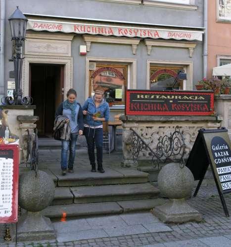 Kuchnia Rosyjska  Restaurants  Gdansk -> Kuchnia Angielska Gdansk