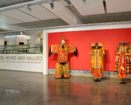 Seen, Heard and Valued - 40 Year of the Standard Bank Art Collection