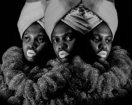 Bathini Abafazi — a group exhibition at Gallery Fanon