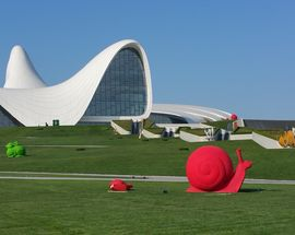 Heydar Aliyev Cultural Center