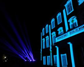 """Wandering Lights Festival """"There is light in the heart of darkness"""""""