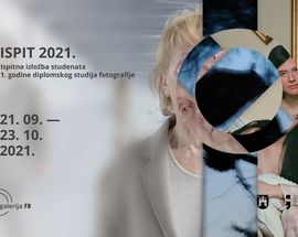 Exhibition of photography students of the Academy of Dramatic Arts