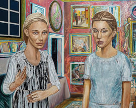The 6th Biennial of Painting – A Contemporary Croatian Painting Scene Overview