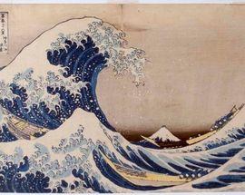 Katsushika Hokusai. Passages...