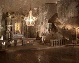 Wieliczka Salt Mine - Tourist Route