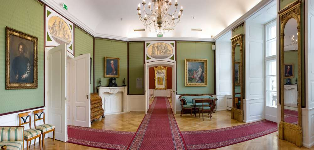 The Royal Palace History Museum Sightseeing Wroclaw