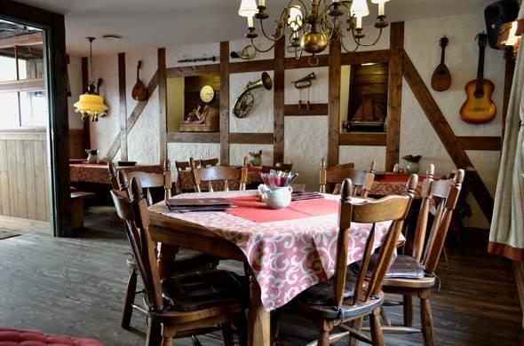 Edelweiss restaurants pärnu