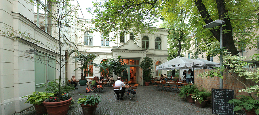 Dating cafe potsdam