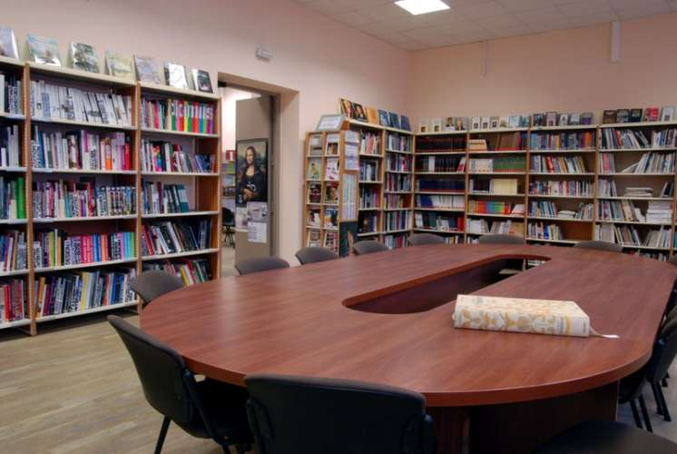 foreign literature of library system All-russian state library for foreign literature named after m i rudomino, library  for foreign literature, foreigner is a moscow library, specializing in literature in.