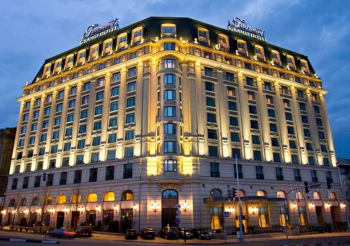Fairmont Grand Hotel Kyiv Hotels Kyiv
