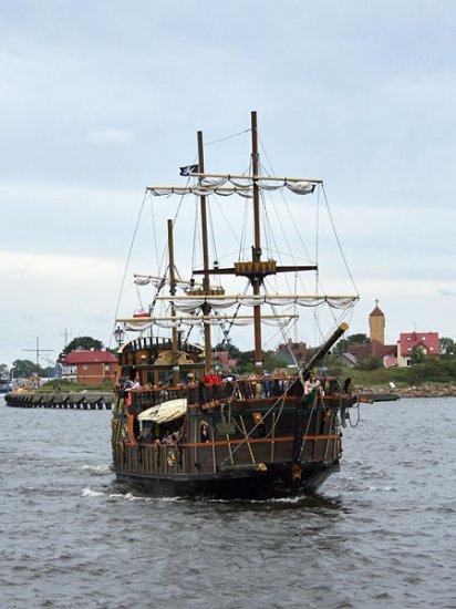 Pirate ships | Gdynia Leisure | Gdynia