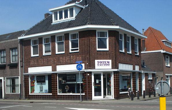 Totem Tattoo Directory Tilburg