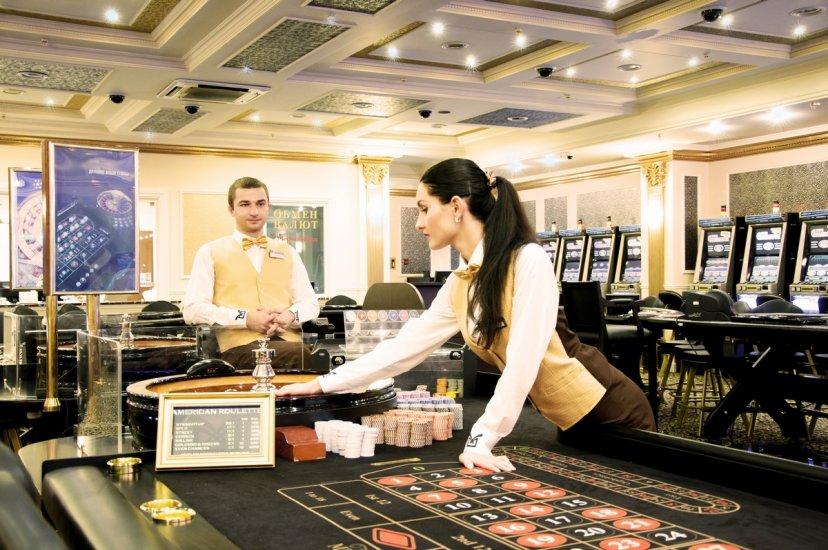 финансовые операции казино