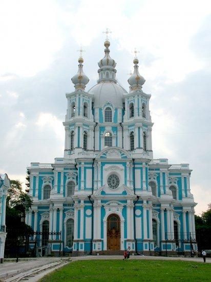 The Smolny Convent & Cathedral | foje64 photoblog