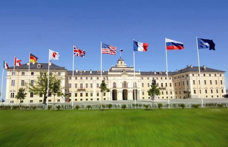 Konstantinovsky Palace Suburbs And Royal Residences St Petersburg