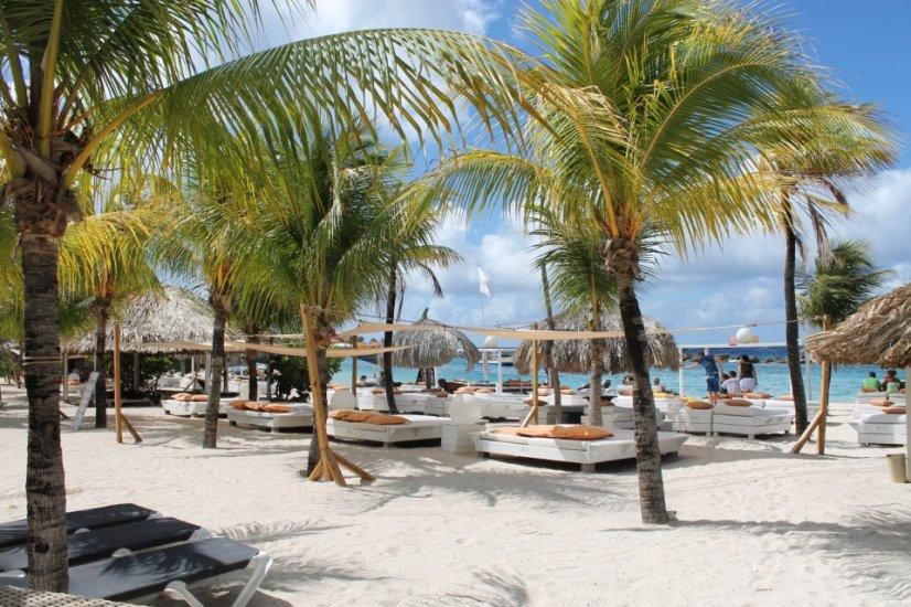 Cabana Beach Curacao Restaurants Curacao