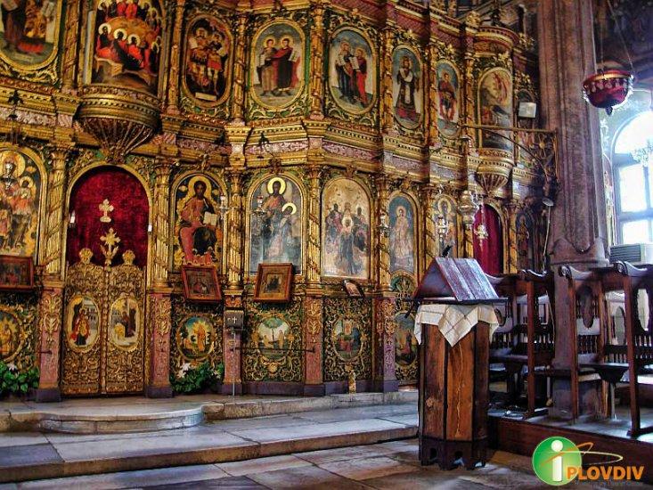 St St Konstantin And Elena Sightseeing Plovdiv
