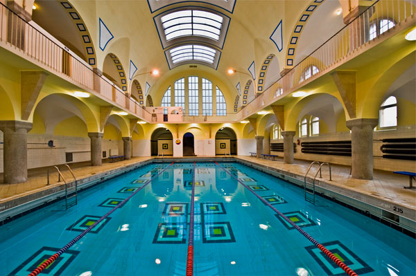 Municipal swimming pools leisure wroclaw for Public swimming pools locations maine