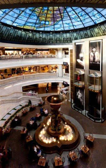 Okhotny Ryad Shopping Moscow