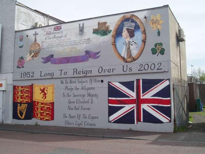 Belfast murals belfast northern ireland for Mural in belfast
