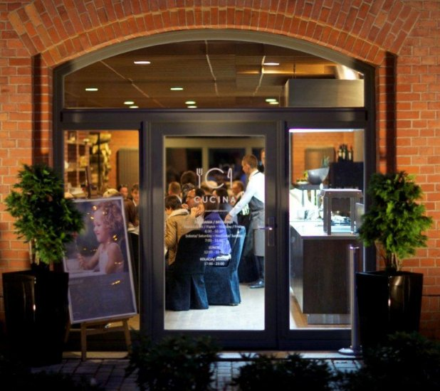 cucina 88 restaurants poznan