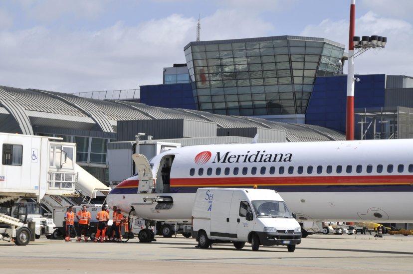 Cagliari-Elmas Airport (Aeroporto di Cagliari-Elmas ...