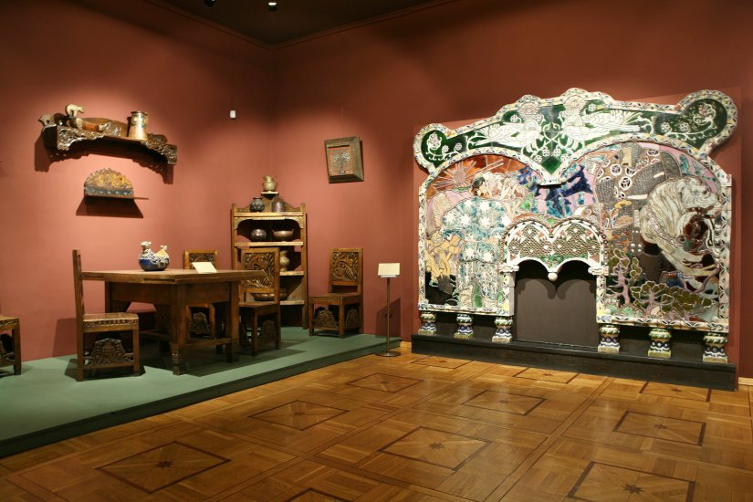 All Russian Decorative Art Museum Sightseeing Moscow