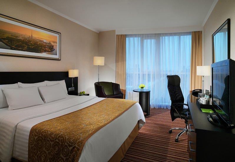 هتل کورت یارد بای ماریوت روسیه