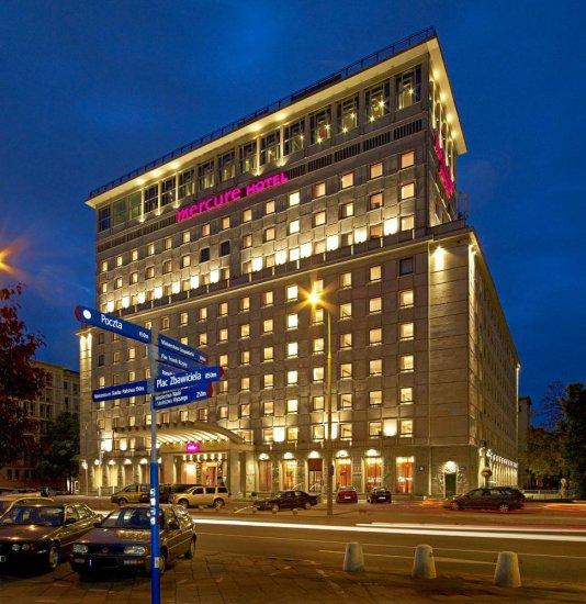Mercure Warszawa Grand Hotels Warsaw