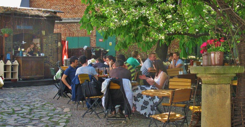 Bar Mleczarnia Krakow Mleczarnia | Bars Clubs |