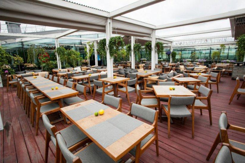Mansarda Restaurants Cafes St Petersburg