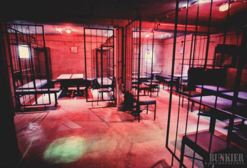Bunkier Klubogaleria Bars Pubs Amp Clubs Gdansk